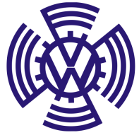 VW Windmill Sticker