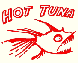 Hot Tuna Sticker
